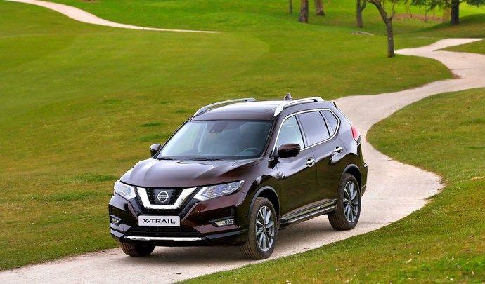 Nissan lance la série spéciale X-Trail Distinction