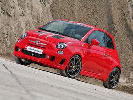 Plus de 260 ch pour une Fiat 500!