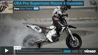 Supermotard 2012 USA, round 4: la vidéo