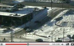 [vidéo] Spécial dédicace à Marseille : neige pas mis la pagaille ?