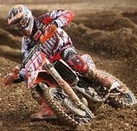 Motocross : Jordi Tixier champion de France Junior 2010