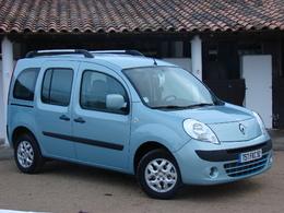 Renault Kangoo II (2) au rappel : souci de direction.