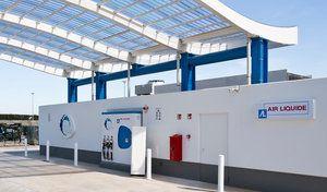 Air Liquide ouvre une station hydrogène pour la première ligne de bus