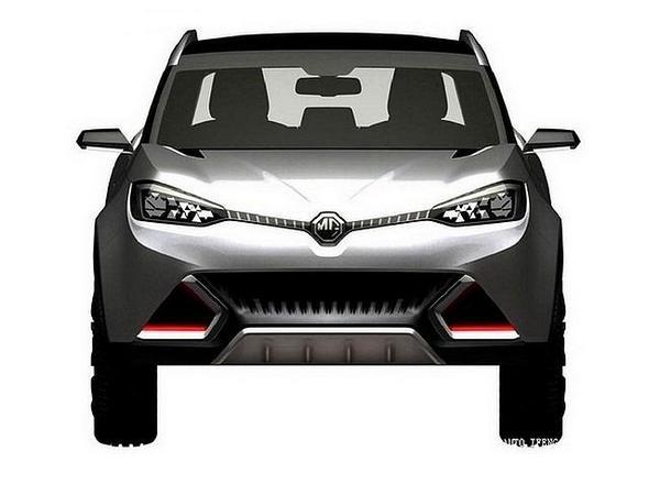 Rapid'news - Le futur SUV de MG se montre...