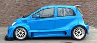 550 ch pour la petite Chevrolet Matiz! [+ 1 brève vidéo]