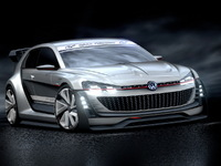 Volkswagen montre la GTI Supersport Vision Gran Turismo