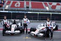 Honda Racing F1 présente sa RA.106
