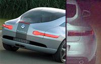 Renault Laguna Coupé: un petit bout de fesse !