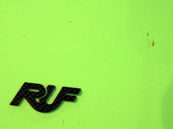 Photos du jour : Ruf RT12 S