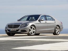 La nouvelle Mercedes Classe S au rappel
