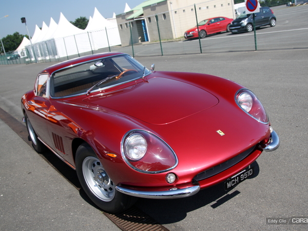 Photos du jour : Ferrari 275 GTB-6C (Sport & Collection)
