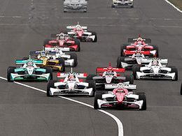 Bienvenue à la Super Formula