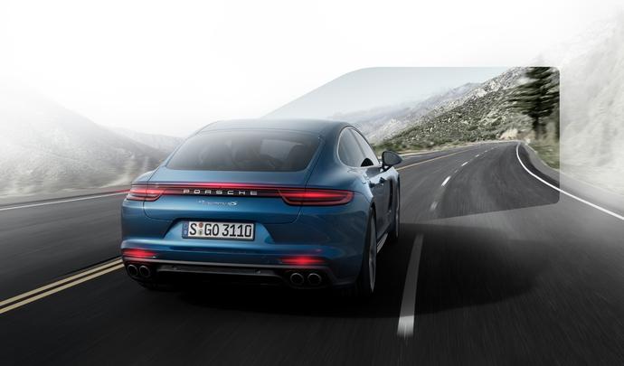 Porsche investit dans des capteurs capables de voir par mauvais temps