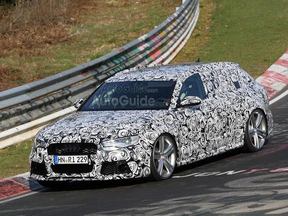 580 ch pour la prochaine Audi RS6