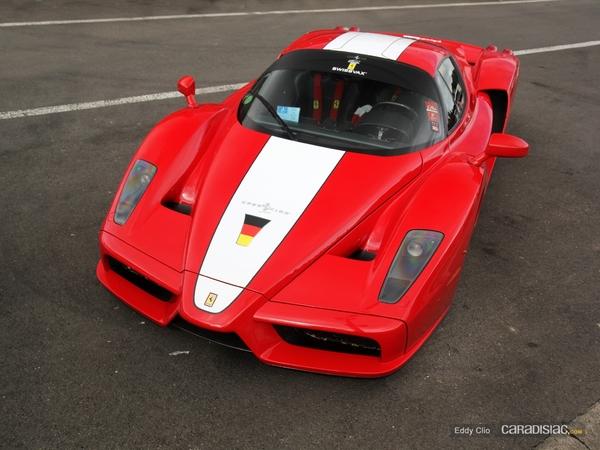 Photos du jour : Ferrari Enzo (Modena Track Days)