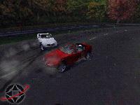 Deux chauffards inspirés par le jeu 'Need for Speed'