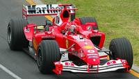 La F2004 V8 toujours devant