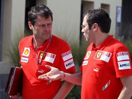 F1 : Ferrari n'a plus de directeur technique