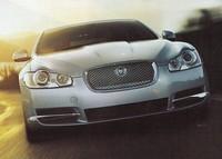 Nouvelle Jaguar XF : c'est elle !