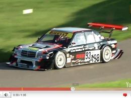 Mercedes RM1 Meisel Motorsport : un V8 de F1 pour la course de côte