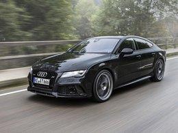 ABT sort 700 chevaux de l'Audi RS7
