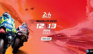 24 h du Mans: les 12 et 13 juin 2021