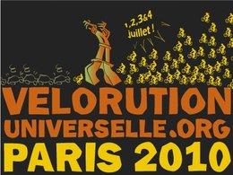 La culture cycliste fêtée à Paris : la vélorution universelle !