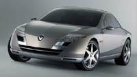 La future Renault Laguna coupé au Salon de Francfort?