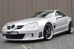 Mercedes SL Evo II-Kit  Kicherer