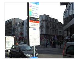 A Bruxelles, le service de taxis collectifs de nuit rencontre le succès