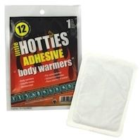 Little Hotties: des chaufferettes pour vos mains, vos pieds et tout et tout...