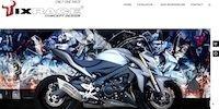 Ixrace: nouveau site internet