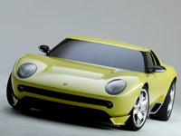 Lamborghini prévoit de produire la Miura Concept et... un SUV