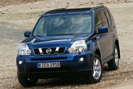 Le Nissan X-Trail au rappel : la direction concernée.