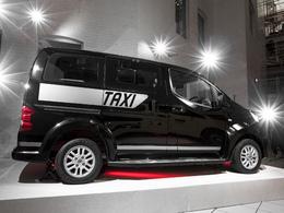 Taxis - Après New York, Nissan arrive maintenant à Londres