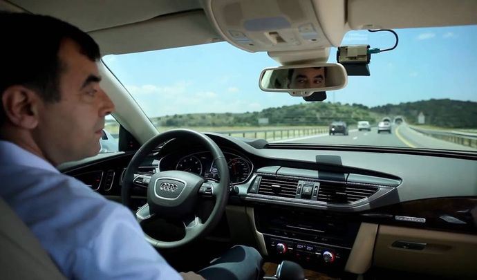 Voiture autonome : un tournant avec le rachat de Mobileye par Intel
