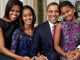 Malia Obama a appris à conduire avec les services secrets américains