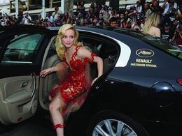 Renault à Cannes : le portfolio des stars