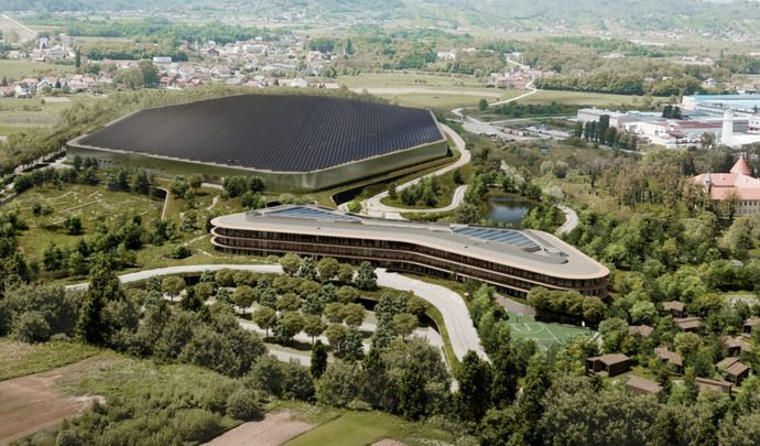 Rimac va construire un nouveau complexe à 200 millions d'euros