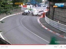 [vidéo] GP de Pau électrique : le crash écologique