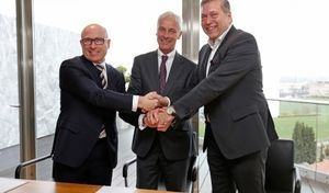 Volkswagen : en Inde grâce à un partenariat avec Tata, et avec Skoda
