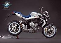 Actualité moto - MV Agusta: Une 675 Brutale spéciale
