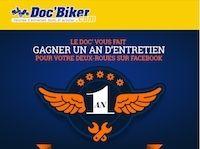 Entretien Deux Roues : gagnez 1 an d'entretien avec Doc'Biker