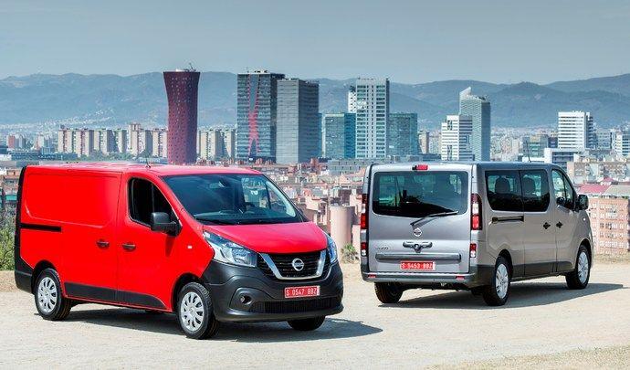 Renault et Nissan renforcent leur alliance dans les utilitaires