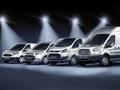 Ford devient leader des ventes d'utilitaires en Europe