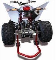 Bike- Lift lève l'arrière de votre quad.