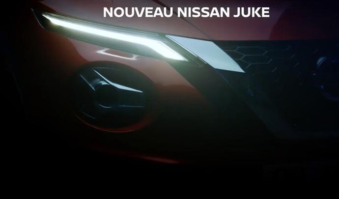 Teaser vidéo pour le nouveau Nissan Juke
