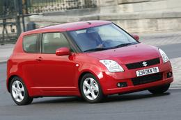 La Suzuki Swift au rappel : les airbags latéraux peuvent péter !