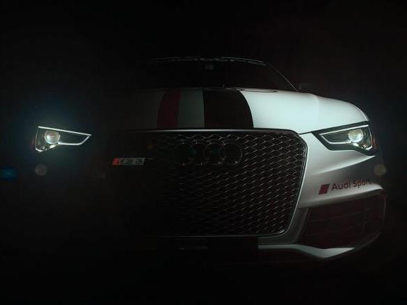 Une Audi RS5 spéciale dévoilée à Pikes Peak