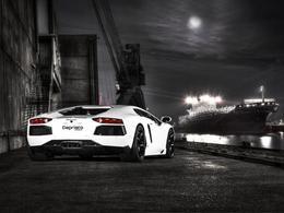 Capristo Lamborghini Aventador : plus légère